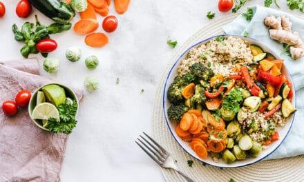 3 tipy na zdravé večeře