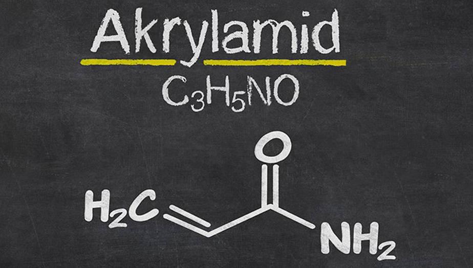 akrylamid-vzorec