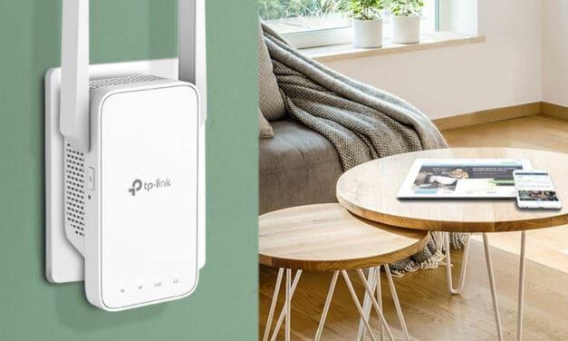 Se slabým Wi-Fi signálem pomůže zesilovač