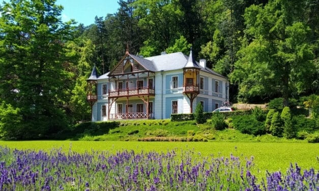 Na Moravu do lázní za léčbou, relaxací i poznáním