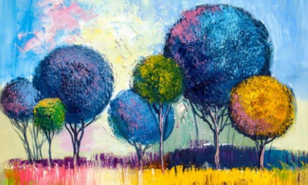 Olejové barvy: Co potřebujete vědět, než se pustíte do malování