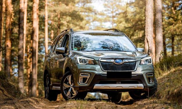 Subaru vozy: Ocení je jednotlivci i rodiny