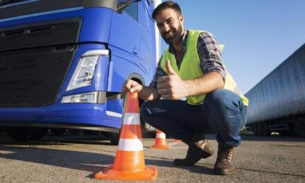 Povinná výbava nákladního automobilu: Co vždy vozit ssebou?