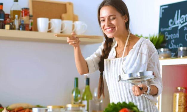 Trendy do kuchyně pro radost