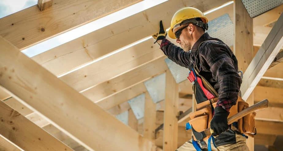Stručný průvodce konstrukcí střechy: Co jsou vazníky?