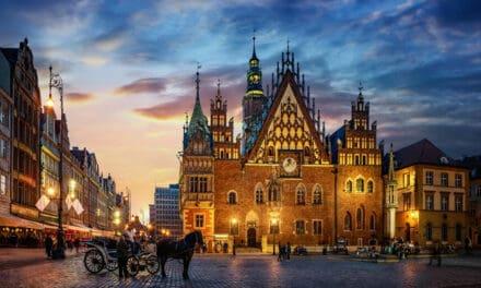 Město Wroclaw má svým návštěvníkům co nabídnout