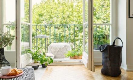 Jak vytvořit i z bytu na sídlišti oázu klidu?