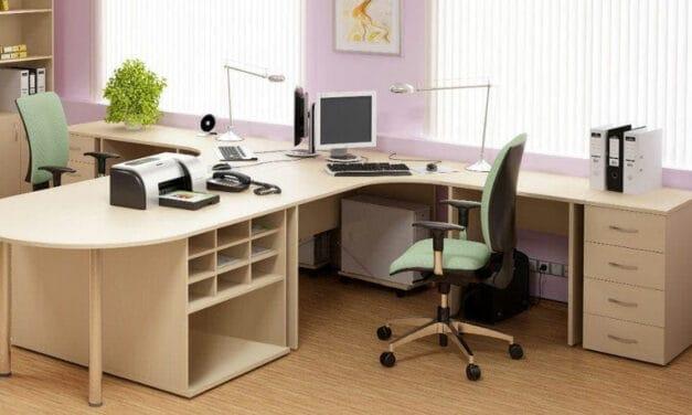 Co zvážit při koupi kancelářského nábytku
